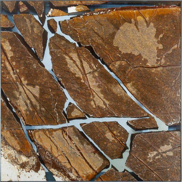 Kintsugi marmol y resina epoxica